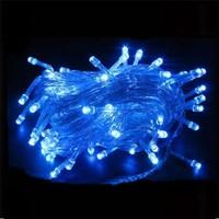 KullanAtMarket Yılbaşı Led Mavi Işık
