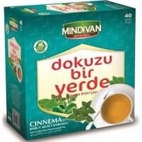 MindivanMindivan Dokuzu Bir Yerde Çay 40 lı