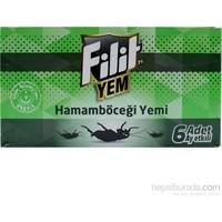 Dual Hamam Böceği-Karınca Böcek Yemi (6`Lı Paket)