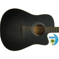 Moon Dg120Cebk Elektro Akustik Gitar