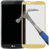 Teleplus Lg K10 3D Full Kapatan Kırılmaz Cam Ekran Koruyucu