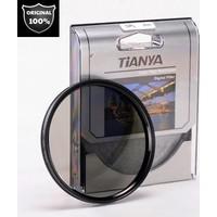 Canon 18-55mm Lens için Cir Cpl Circular Polarize Filtre -Tianya-