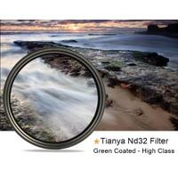 Nikon 18-55mm Lens için Nd32 Uzun Pozlama Nd Filtre (5 Stop) -Tianya-