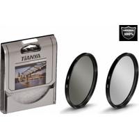Tianya 58mm Koruyucu Uv Filtre + Cir Cpl Circular Polarize Filtre