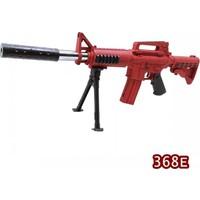 Metaş Ayaklı Kırmızı Boncuk Atan Tüfek