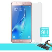 Microsonic Samsung Galaxy J5 2016 Temperli Cam Ekran Koruyucu Kırılmaz Film