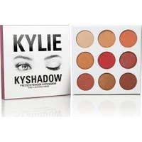 Kylie Jenner Kyshadow The Burgundy Palette Eyeshadow Far