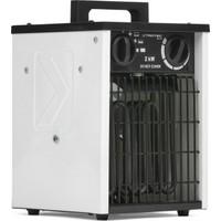TROTEC TDS 10 Elektrikli Fanlı Isıtıcı