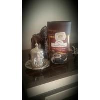 ByMırracı Özel Ambalajlı İkili Paket Osmanlı Dibek Kahvesi(500gr)