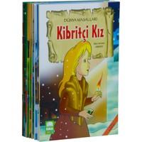 Dünya Masalları Seti 1 Ve 2 Sınıflar İçin Düz Yazılı (10 Kitap Takım - Küçük Boy)