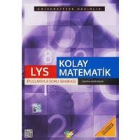 Fdd Yayınları Lys Kolay Matematik İpuçlarıyla Soru Bankası
