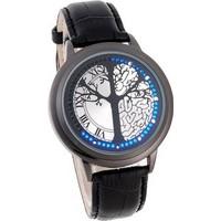 Nomnom Hayat Ağacı Tasarımlı Dokunmatik Led Saat