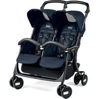 Peg Perego Aria Shopper Twin Bebek Arabası Mod Navy