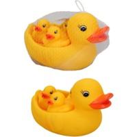 Sunman Banyo Oyuncağı Ördek Anne Ve Yavru 4'lü