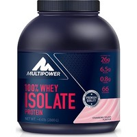 Multipower 100% Whey Isolate 2000 gr Çilek