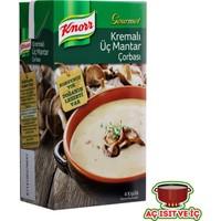 Knorr Sıvı Çorba Kremalı 3 Mantar 1 LT