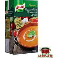 Knorr Sıvı Çorba Mozarellalı Domates 1 LT
