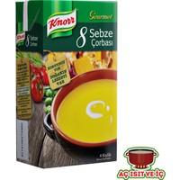 Knorr Sıvı Çorba Sebze 1 LT
