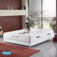 Mattrest Milky Visco Yatak 100X200-30 Gün Deneme Süresi