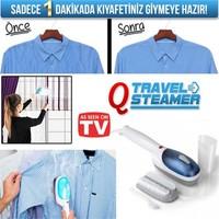 BlueZen Pratik Taşınabilir Buharlı Ütü Q Travel Steamer