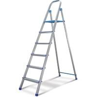 Seçkin Profil Merdiven 5+1 Basamak Alüminyum