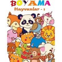 Boyama Hayvanlar 1