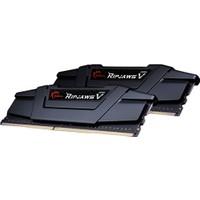 Gskıll Ripjawsv Siyah 16Gb (2X8Gb) 3200Mhz Ddr4 Soğutuculu Cl16 Pc Ram F4-3200C16D-16Gvkb