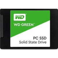 """WD Green 120GB 540MB-430MB/s 2.5"""" Sata 3 SSD WDS120G1G0A"""
