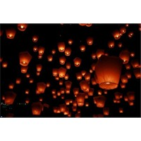 Cix 10 Adet Dilek Feneri