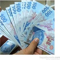Cix Düğün Lirası (100 Adet 100 Lira)