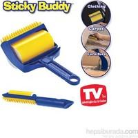 Cix Stickybuddy Yapışkanlı Kıl Tüy Temizleme Seti
