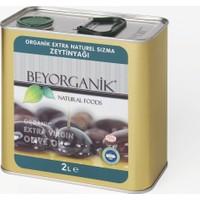 Beyorganik Organik Zeytinyağı 2 Lt