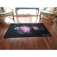 Stella Orion Bulutsu Halı 80x140 cm - Uğur İkizler İmzalı