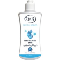 Q&R Peptıx Cradle Cap Shampoo (200 Ml)