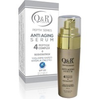 Q&R Peptide Anti Aging-Wrinkle Lotion (30 Ml)