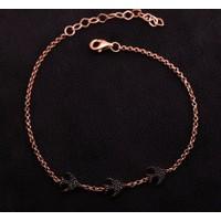 Sümer Telkari Trend Martılı Ros Gümüş Bileklik 1290