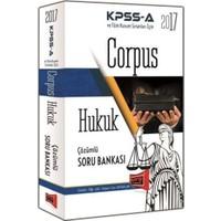 Yargı Yayınevi Kpss 2017 A Corpus Hukuk Çözümlü Soru Bankası