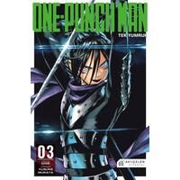 One-Punch Man (Cilt 3)