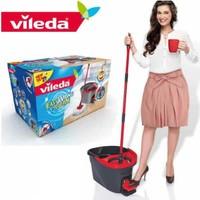 Vileda Vileda Temizlik Seti Pedallı Otomatik Sıkmalı