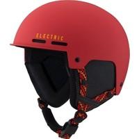 Electric Saint Matte Red Yellow Snowboard Kask