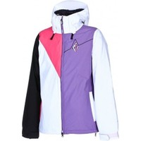 Volcom Threat İnsulated Jacket Wht Snowboard Mont
