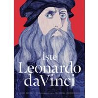 İşte Leonardo Da Vinci (Ciltli)