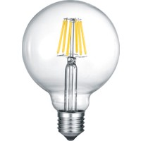 LED Filament bulb, E27, 6W,3000K,600Lm, dimmable