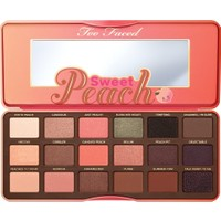 Too Faced Sweet Peach Eye Shadow Collection Palette Far Paleti