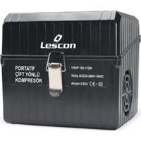 Lescon La-2701 Standart Cift Yönlu Elektrikli Hava Kompresorü