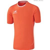 Lescon 14T-4019 Oranj Beyaz Erkek Futbol Forma Tek Üst