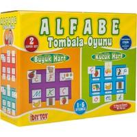Diytoy Eğlenceli Alfabe Tombala Oyunu
