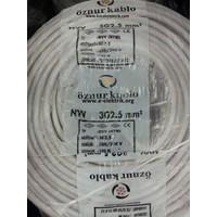 Öznur 3X2,5 Nym - Antigron Kablo 100Mt