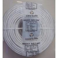 Öznur 4X2,5 Ttr Kablo 100Mt