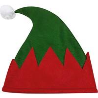 KullanAtMarket Keçe Noel Baba Şapkası Yeşil